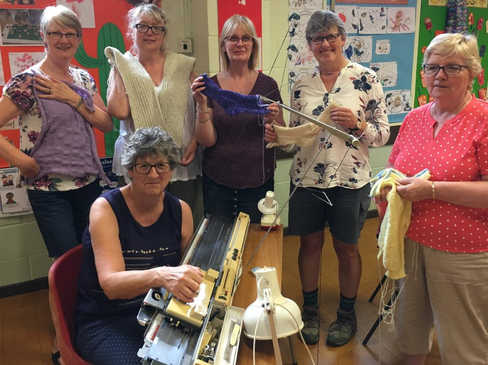Taunton Machine Knitting Club